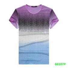 喜登威时尚品牌男装短袖衬衫66107款