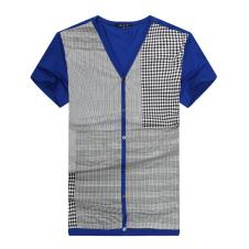 喜登威时尚品牌男装短袖t恤66173款