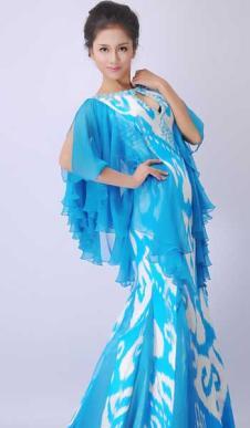 国之桦女装156876款