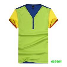 喜登威时尚品牌男装短袖t恤66260款