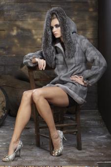 PANTERREZ Fur皮革皮草155451款