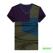喜登威时尚品牌男装短袖衬衫66145款