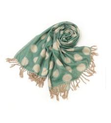 茱丽佳兰围巾丝巾155952款