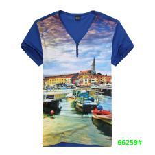 喜登威时尚品牌男装短袖t恤66259款