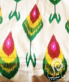 和田艾特莱丝丝绸,Hotan Atlas Silk服装面料
