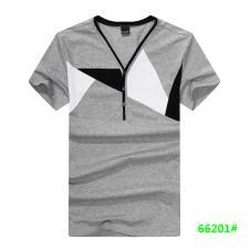 喜登威时尚品牌男装短袖衬衫66201款