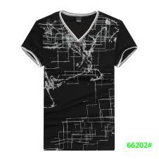 喜登威时尚品牌男装短袖衬衫66202款