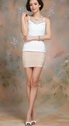 缇爱针织女装样品