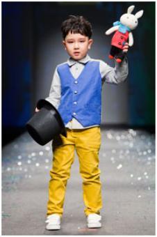 时尚标尺童装155849款