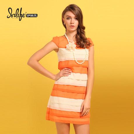 伊纳芙女装招商 打造国内女装品牌