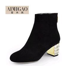 爱米高AMG精品女鞋样品