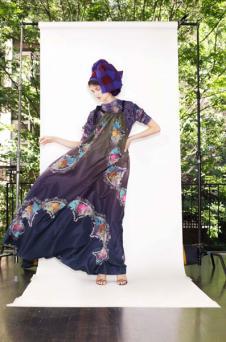 辛西娅·洛蕾女装158128款