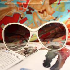 GUCCI 古奇2013新款原单太阳镜女墨镜大框时尚潮流明星款3061