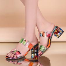 莎丝妮漫鞋业160440款