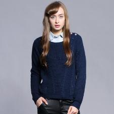 万姿曼针织毛衫164033款