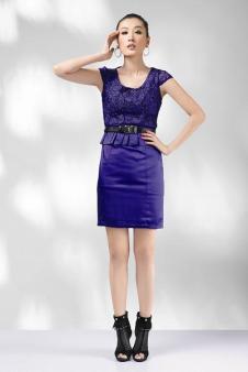 威姬儿斯女装161401款