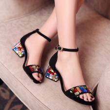莎丝妮漫鞋业160441款