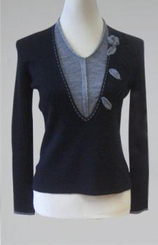 菲迪针织毛衫164051款