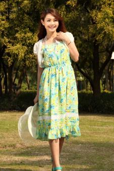 米丹阳2014夏季女装样品