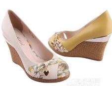 卡佛儿女鞋样品