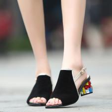莎丝妮漫鞋业160442款