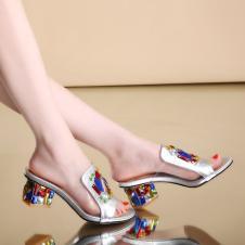 莎丝妮漫鞋业160443款