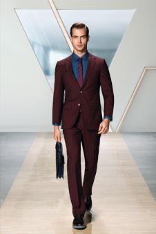 威可多2014男装样品