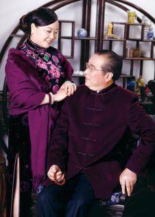 华人礼服·中山装男装165836款