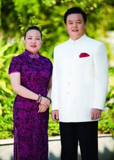 华人礼服·中山装男装165833款