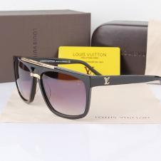 2014年LV路易威登新款 时尚优雅 女士太阳眼镜墨镜 Z0943黑