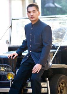 华人礼服·中山装男装165840款