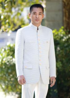 华人礼服·中山装男装165832款