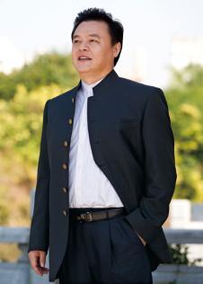 华人礼服·中山装男装165839款