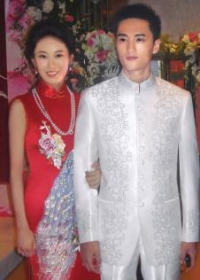 华人礼服·中山装男装165837款