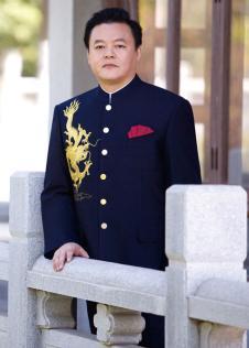 华人礼服·中山装男装165830款