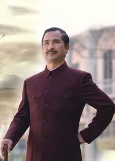 华人礼服·中山装男装165838款