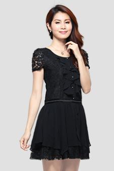 艾卡蔓秀女装169056款