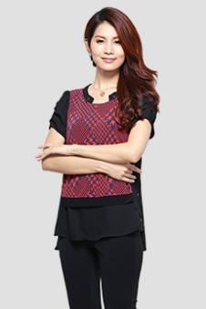 艾卡蔓秀女装169061款