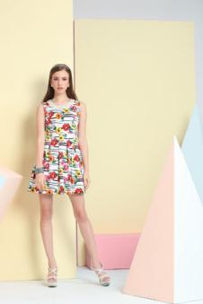 阿莎贝佳ASBEGA2014夏季女装