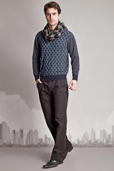 澳淇丝针织毛衫177352款
