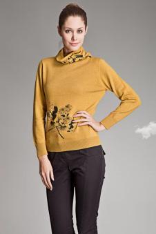 澳淇丝针织毛衫177351款