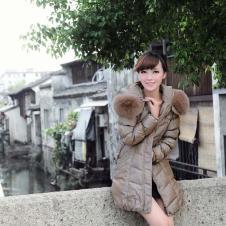 雪暖女装175064款
