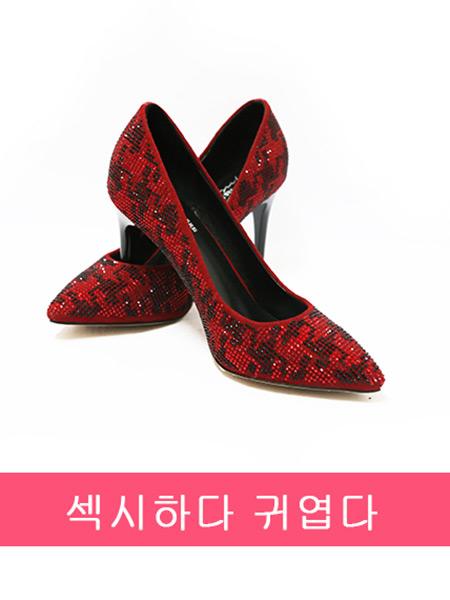 圣恩熙女鞋样品