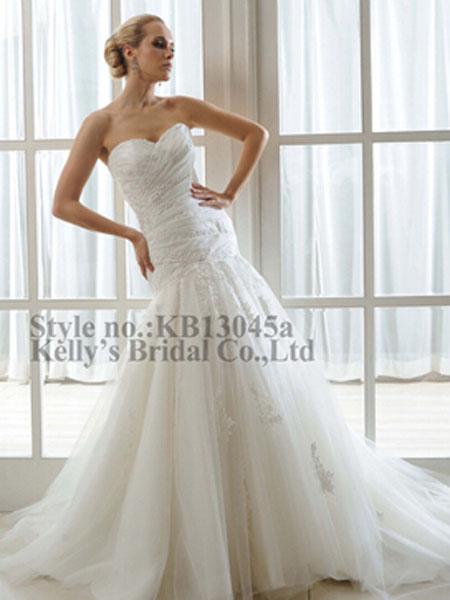 凯莉婚纱180322款