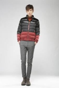 EDGE ZONE 时尚冬装 羽绒服