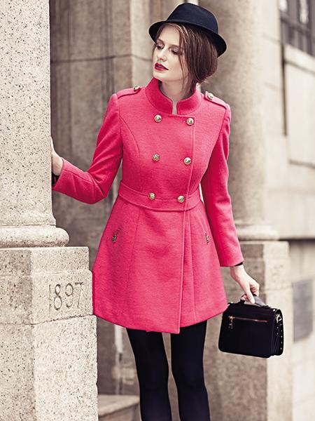 服装招商 商业资讯 冬装连衣裙,雷索思品牌女装  冬季连衣裙怎么搭配