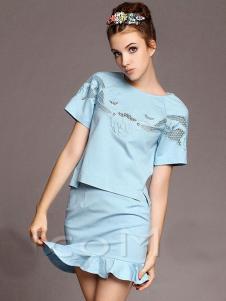 珊版丽女装185968款