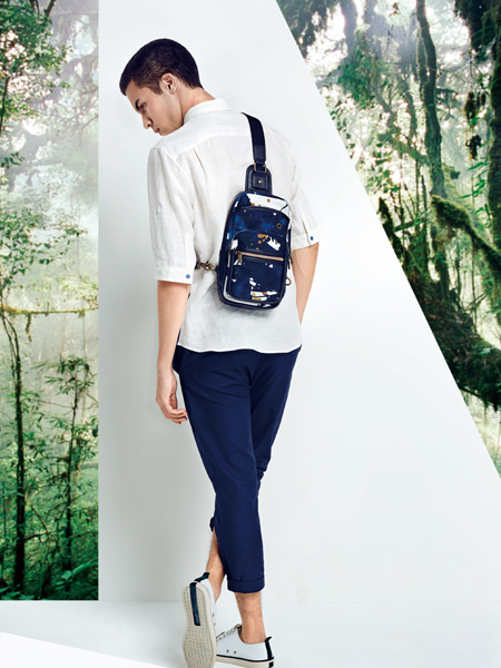 GRSAGA时尚男装2015新品