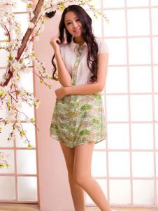 红雨竹HYZ女装样品