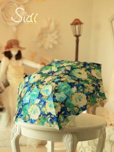 饰典印花太阳伞